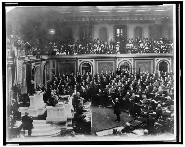 Opening of 60th Congress, Dec. 2, 1907