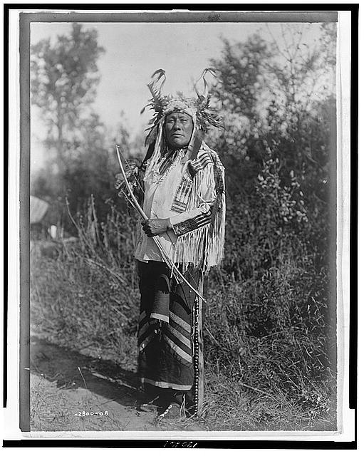 Long Time Dog--Hidatsa