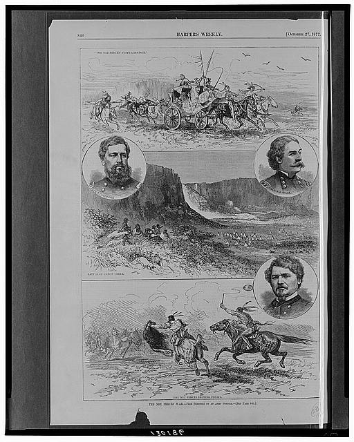 The Nez Percés war