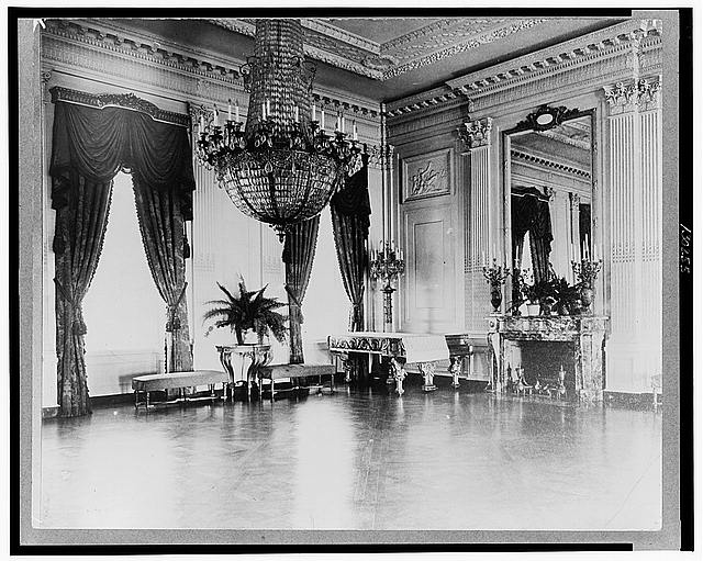 [East Room of the White House, Washington, D.C.]