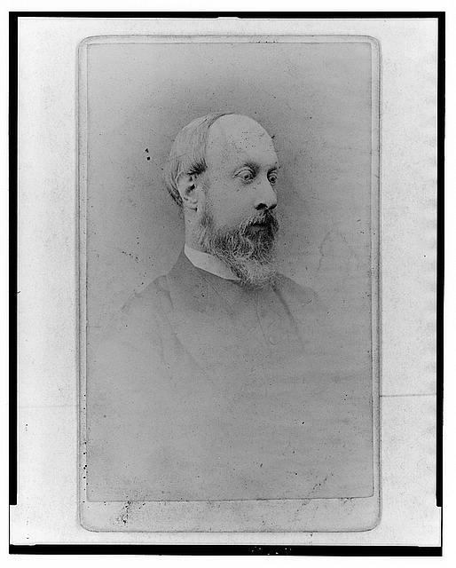 [Sir Charles Malcolm Kennedy, head-and-shoulders portrait, facing left ]