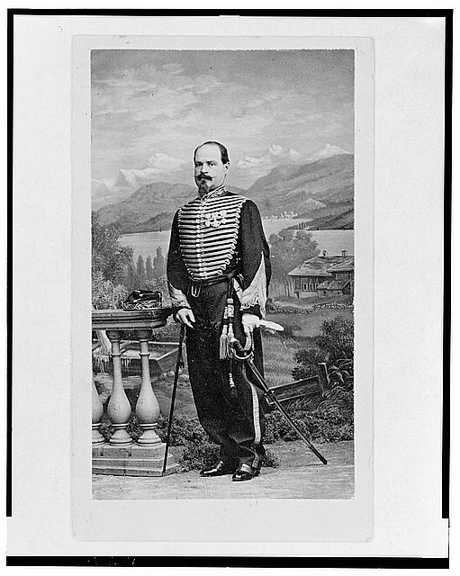 [Felipe N. Chacn, full-length portrait, standing, facing front]