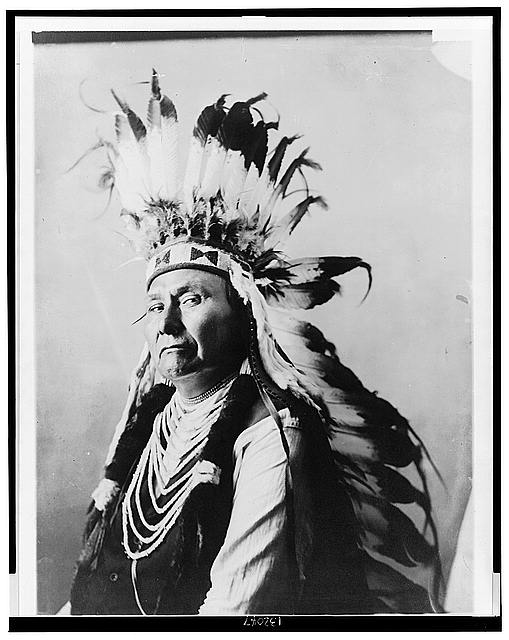 Chief Joseph, Nez Percé