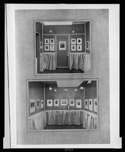 The Little Galleries of the Photo-Secession ... opening exhibition, November 24, 1905-January 5, 1906