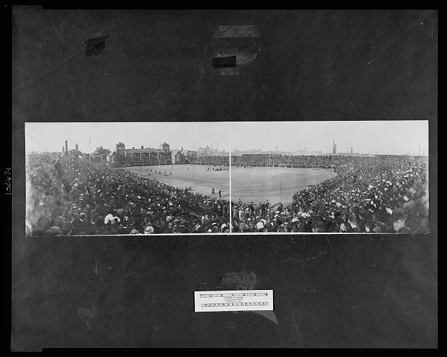 [Army - Navy football game, Nov. 28, 1908]