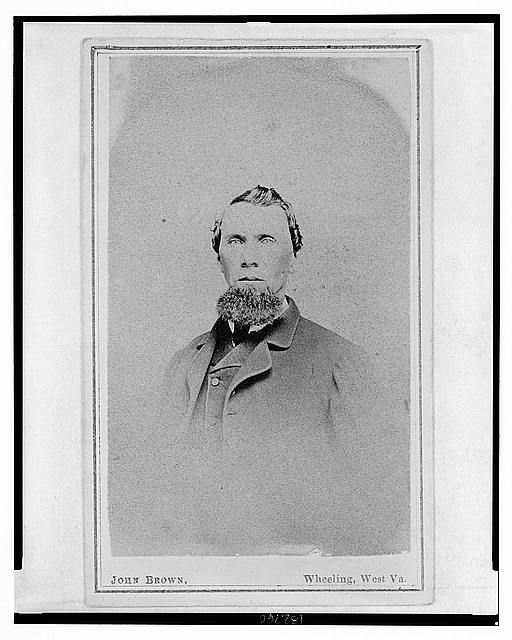 [James S. Cassady, Captain, 7th West Virginia Cavalry, head-and-shoulders portrait, facing front]