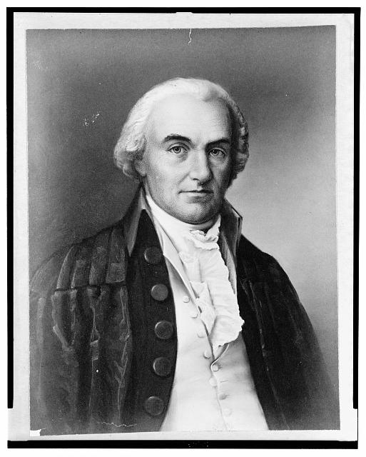 [Photograph of portrait of Oliver Ellsworth, half-length, facing slightly right]