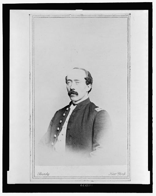 [Capt. Joseph H. Spencer, half-length portrait, in uniform]
