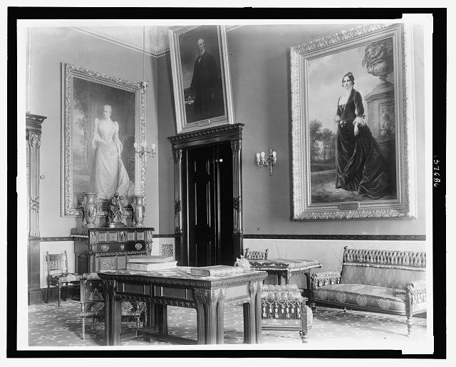 Red Room, White House, Washington, D.C.