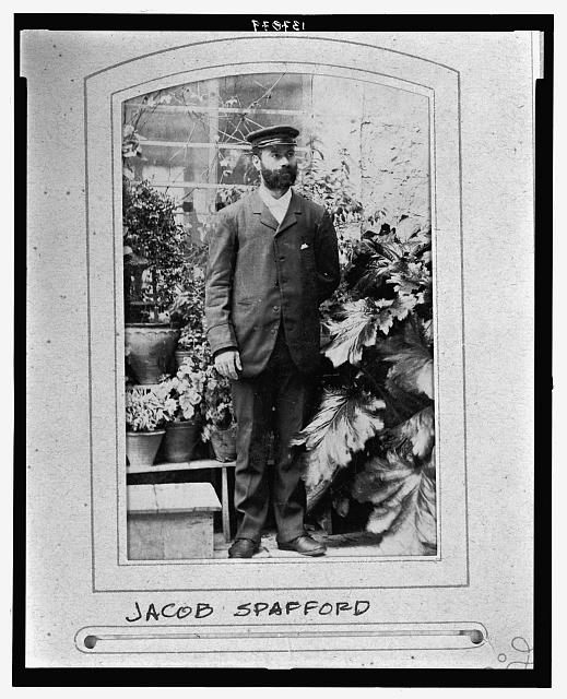 Jacob Spafford
