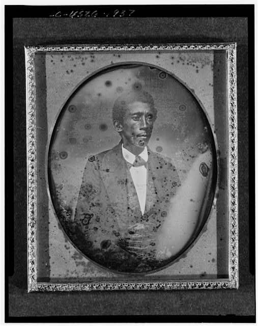 [Unidentified man, half-length portrait, slightly to right]