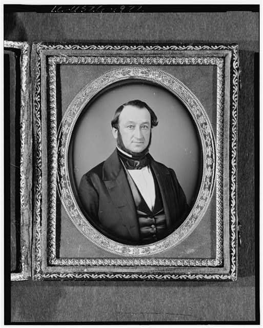 [Alexander De Witt, head-and-shoulders portrait, facing front]