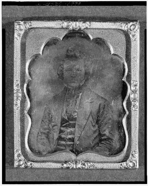 [G.W. Armstead, head-and shoulders portrait, facing front]