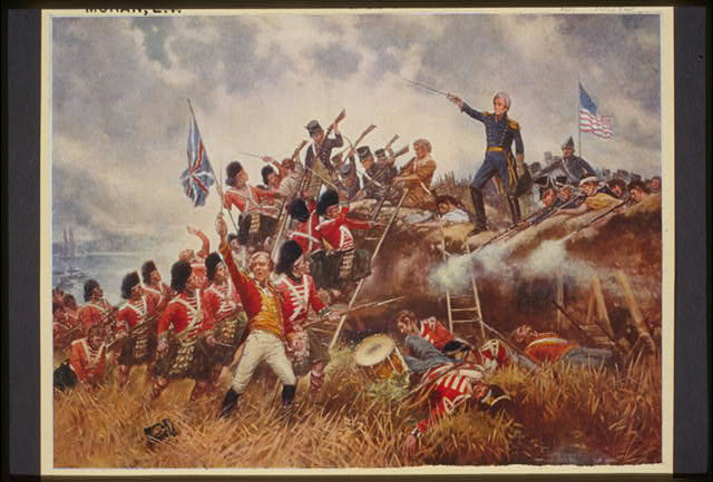 [The Battle of New Orleans]