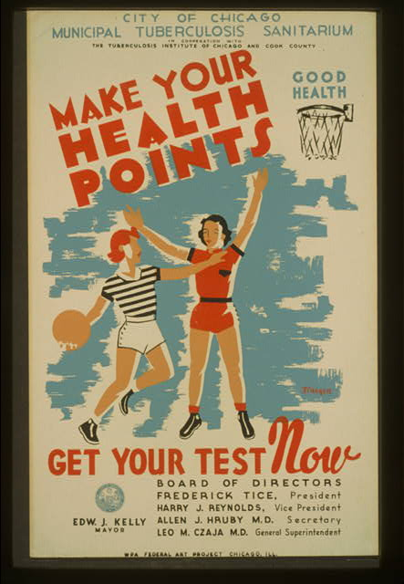 Make your health points--get your test now