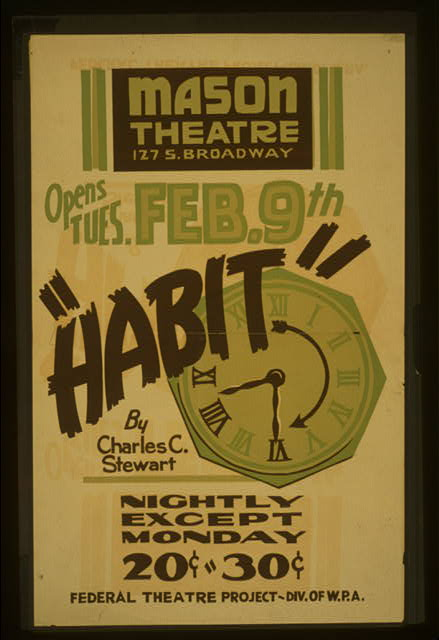 &quot;Habit&quot; by Charles C. Stewart