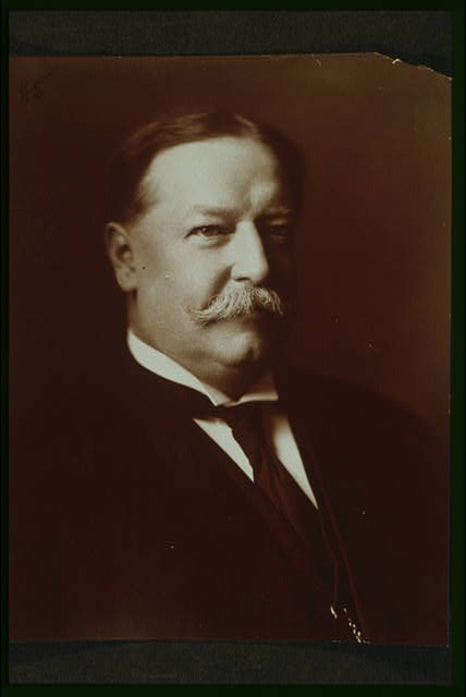 [William Howard Taft, head-and-shoulders portrait, facing slightly right]