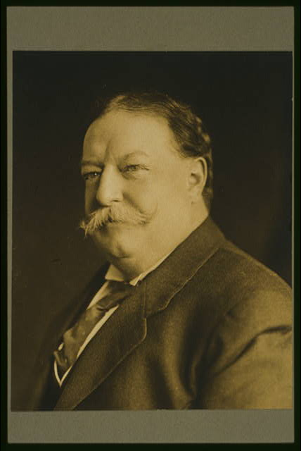 [William Howard Taft, head-and-shoulders portrait, facing slightly left]