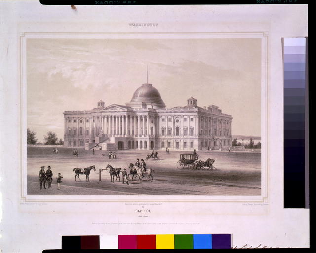 Washington--Capitol (east view)