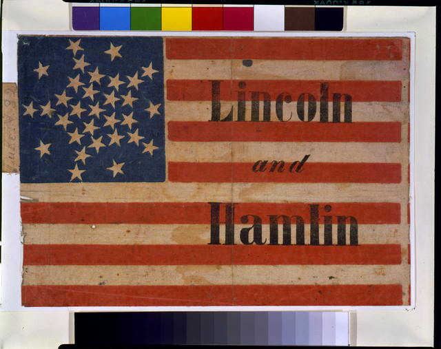 Lincoln and Hamlin