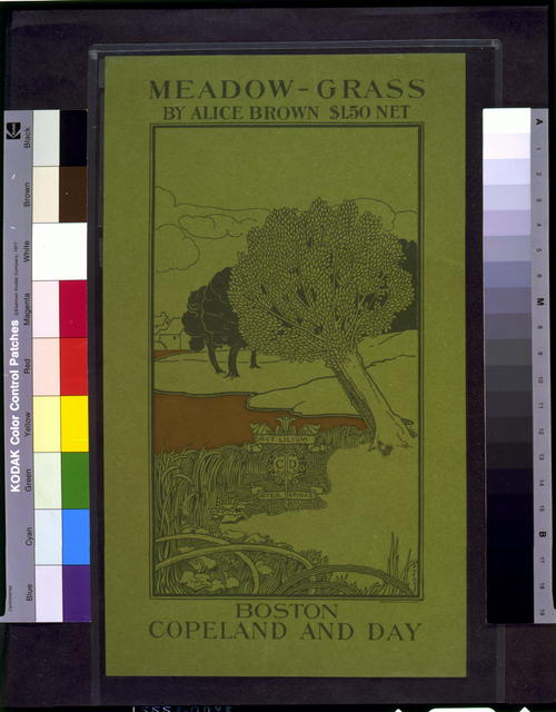 Meadow - grass by Alice Brown $1.50 net