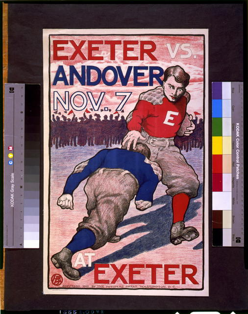 Exeter vs. Andover, Nov. 7 at Exeter