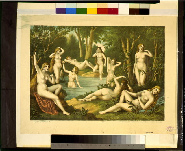 Female bathers, no. 4