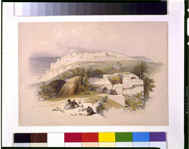 Jaffa March 26th 1839