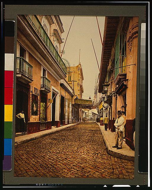 Calle de Habana, Habana