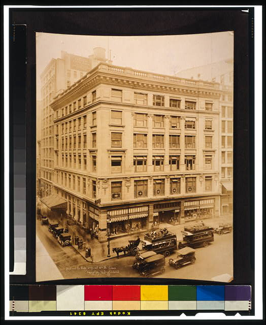 Best and Co. Bldg., 5th Av. and 35th St.