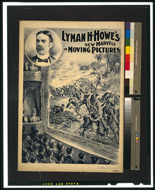 Lyman H. Howe's new marvels in moving pictures