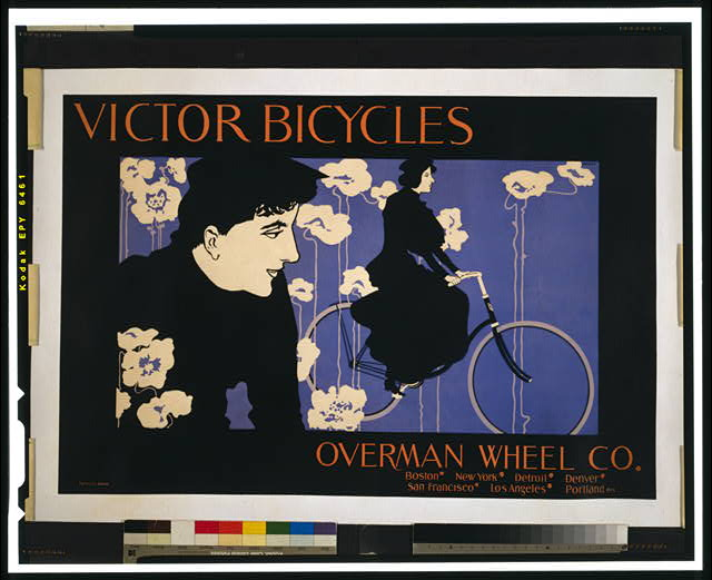 Victor Bicycles Overman Wheel Co. /