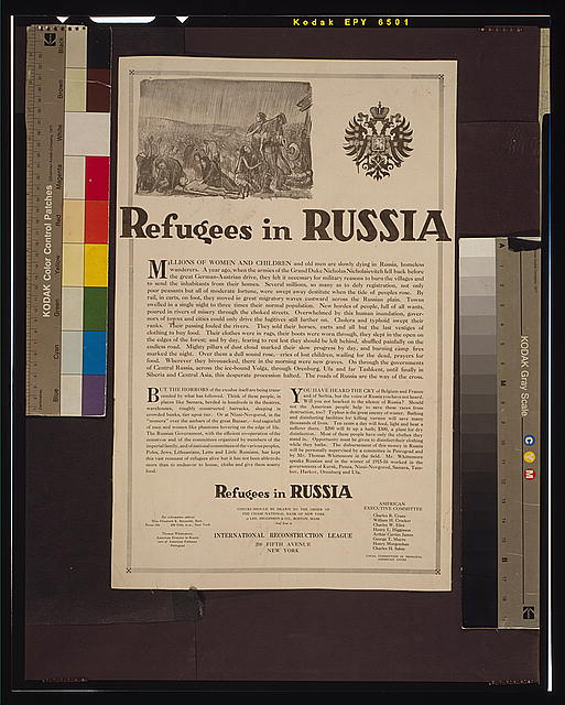 Refugees in Russia