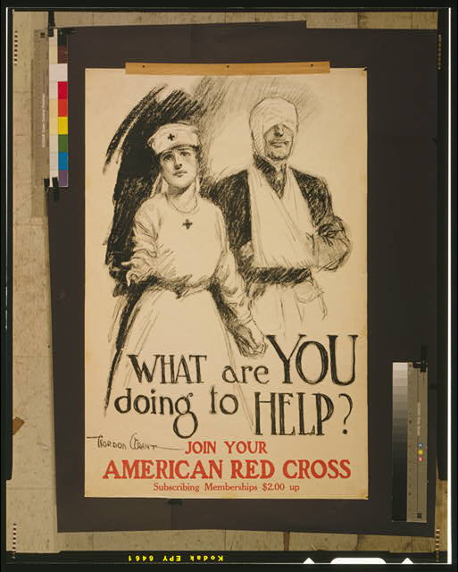 What are you doing to help? Join your American Red Cross