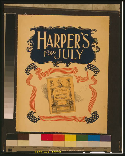 Harper's for July
