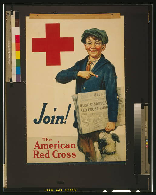 Join! The American Red Cross