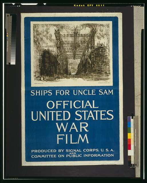 Ships for Uncle Sam--Official United States war film