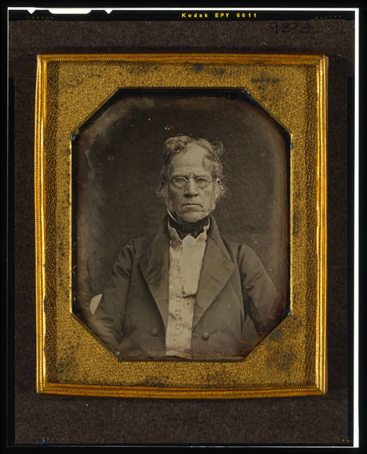 [Isaiah Lukens, half-length portrait, facing front]