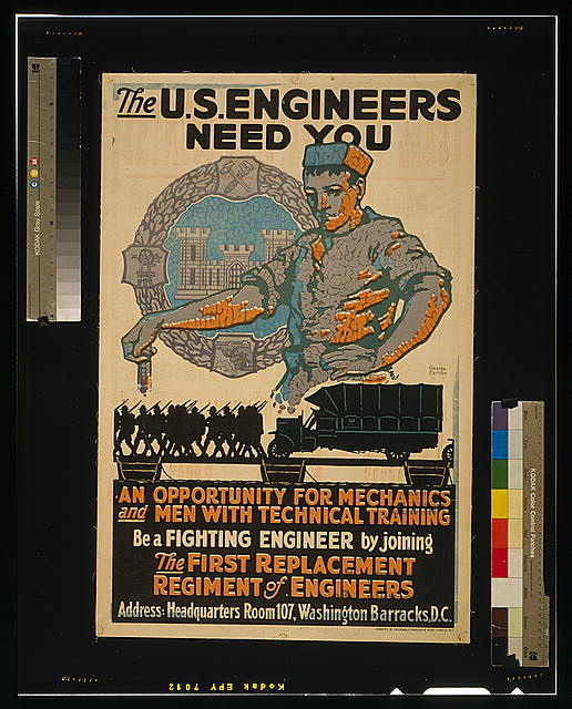 The U.S. Engineers need you