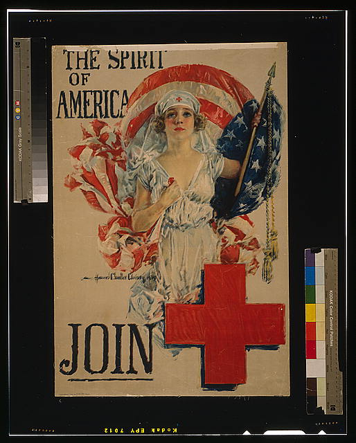 The spirit of America--Join