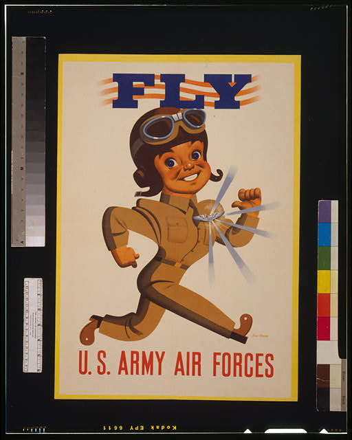 Fly - U.S. Army Air Forces