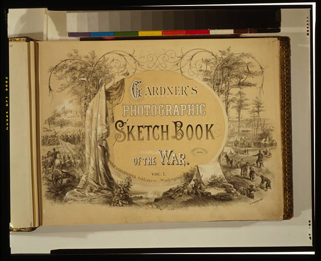 Gardner's photographic sketch book of the war