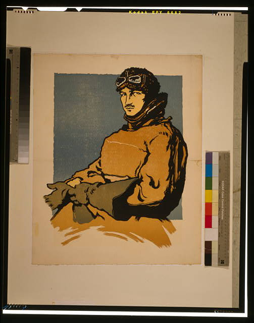 [War paintings & drawings by British artists] [Carnegie Institute, March 7 April 3].