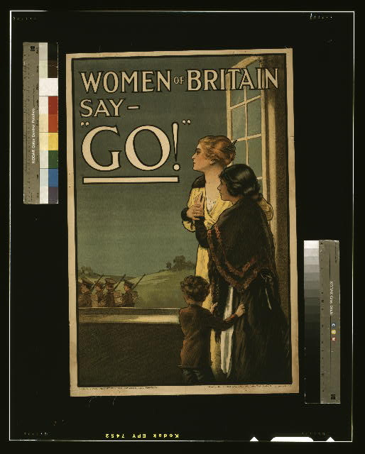 Women of Britain say - &quot;Go!&quot;