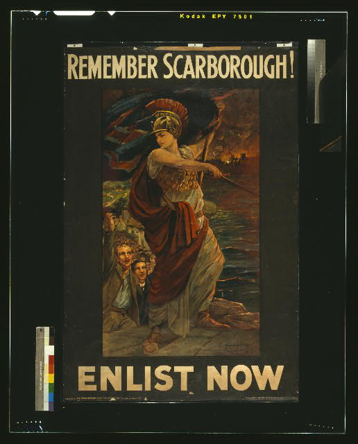 Remember Scarborough! Enlist now