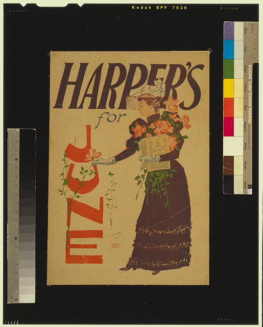 Harper's for June