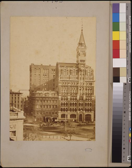 [Tribune Building, New York City]