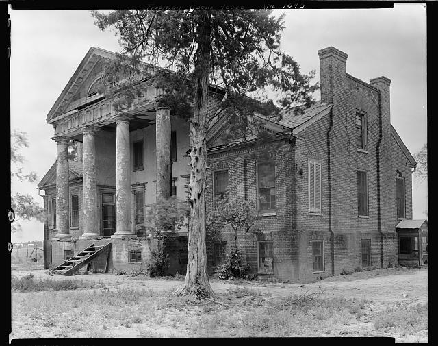 Freeman Good Mansion, Town Creek vic., Lawrence County, Alabama