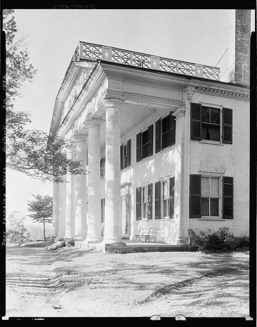 Col. Leroy Pope House, Huntsville, Madison County, Alabama
