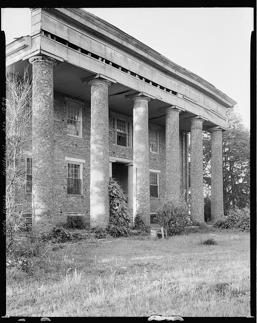 Wade House, Huntsville vic., Madison County, Alabama